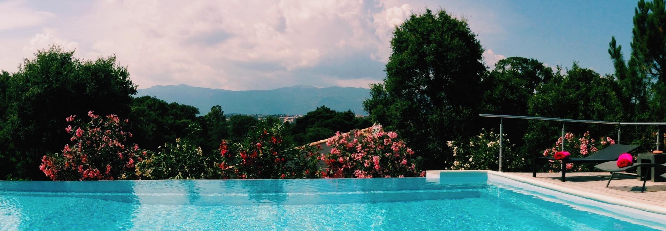 Villa Avec Piscine, Au Calme, Dans Le Maquis